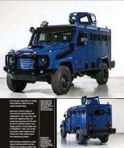 bulletproof Vehicles